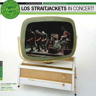 Los Straitjackets In Concert - Los Straitjackets