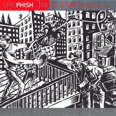 LivePhish, Vol. 6 11/27/98 (The Centrum, Worcester, MA) - Phish
