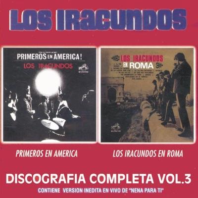 Discografia Completa, Vol. 3 - Los Iracundos