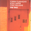 Tommy Flanagan, Tony Williams & Ron Carter - Giant Steps artwork
