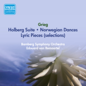 Fra Holbergs tid (From Holberg's Time), Op. 40 (version for orchestra): I. Prelude