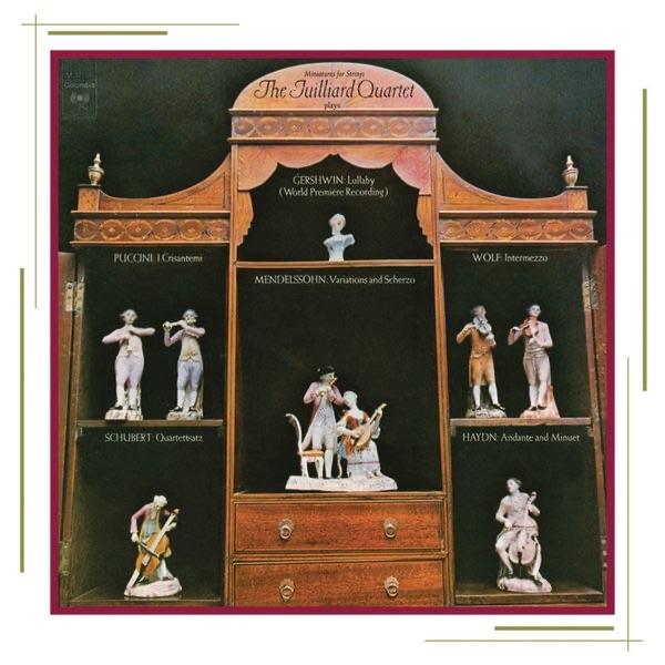 String Quartet in B-Flat Major, Op. 103: I. Andante grazioso