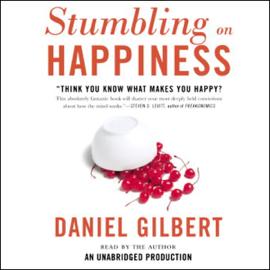 Stumbling on Happiness (Unabridged) audiobook