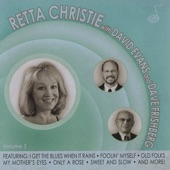 Retta Christie With David Evans And Dave Frishberg - 'Neath the Purple On the Hills