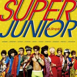 Super junior mp3 download mr simple