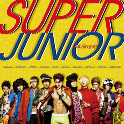 Mr. Simple - Single - Super Junior