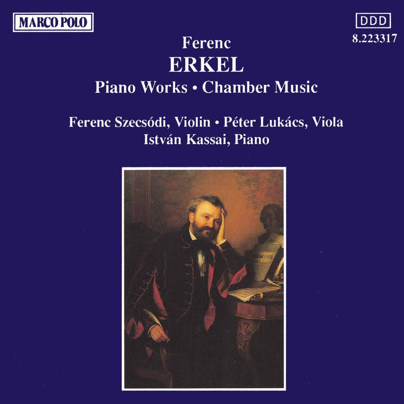 Erkel: Piano Works & Chamber Music