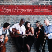 "Santiago Quartet & Ahmed Dickinson Cárdenas - Quintet for Guitar & String Orchestra, ""Quinteto"": allegro"