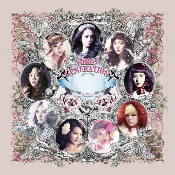 Image result for girls generation the boys itunes