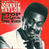 Johnny Taylor - Sneakin' artwork
