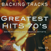 Greatest Hits 70's vol 49 (Backing Tracks)