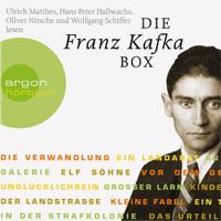 Franz Kafka - Die Franz Kafka Box artwork