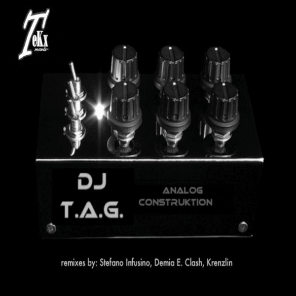 ‎Analog Contruktion - EP by DJ T A G