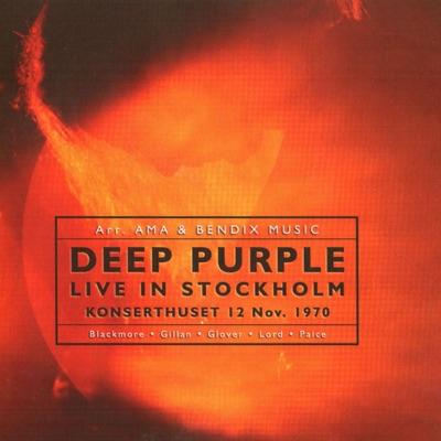 Live In Stockholm 1970 - Deep Purple