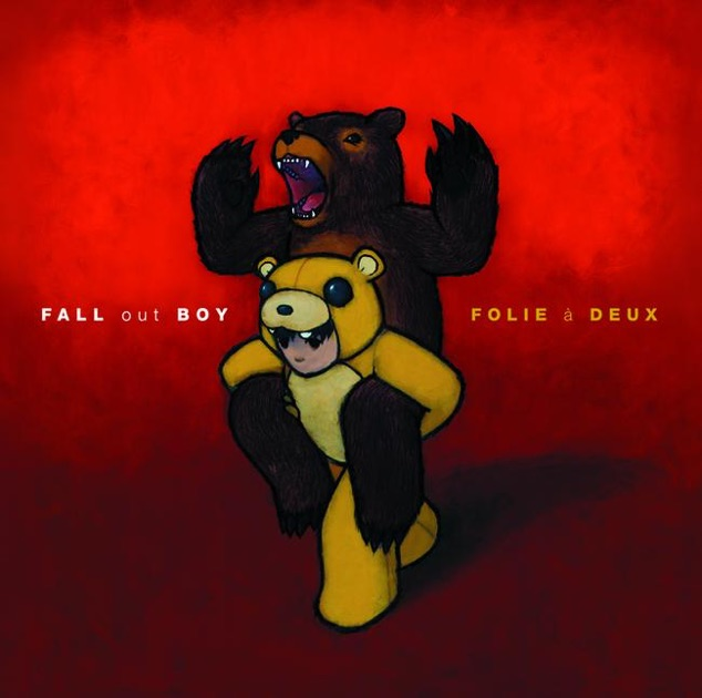 Image result for fall out boy folie a deux