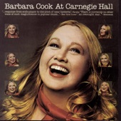 Barbara Cook - Mister Snow (From Carousel)