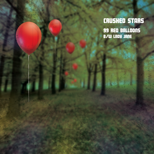 99 Red Balloons By Crushed Stars On Apple Music
