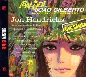 ¡Salud! Joao Gilberto - Originator of the Bossa Nova