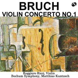 Various Artists - ブルッフ:ヴァイオリン協奏曲 第1番