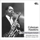 Esquire All Stars, Coleman Hawkins - Intro - Esquire Bounce