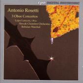 Rosetti: Oboe Concertos