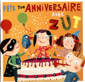 Joyeux anniversaire - Zut