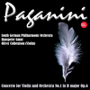 Paganini: Concerto for Violin and Orchestra No.1 in D major Op.6 - South German Philharmonic Orchestra & Hanspeter Gmür
