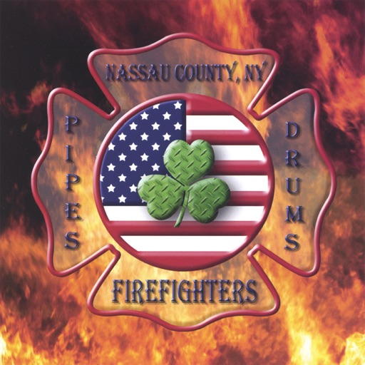 Art for Star Spangled Banner / God Bless America by nassau county firefighters pipes and drums