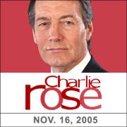 Download Charlie Rose: The Dalai Lama, November 16, 2005 Audio Book