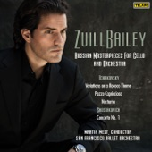 Zuill Bailey - Concerto No. 1 in E-Flat Major for Cello and Orchstra, Op. 107:
