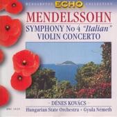 "Hungarian State Orchestra - Symphony No 4 in A major Op.90 ""Italian"" - IV. Saltarello. Presto"