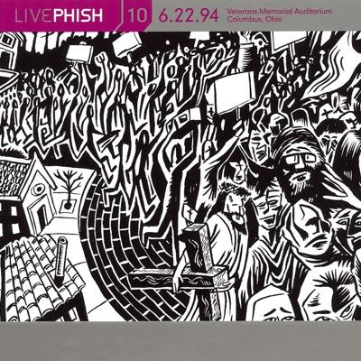 LivePhish, Vol. 10 6/22/94 (Veterans Memorial Auditorium, Columbus, OH) - Phish