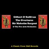 Gilbert & Sullivan - the Overtures