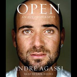 Open: An Autobiography (Unabridged) audiobook