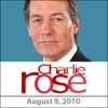 Charlie Rose - Charlie Rose: Richard Armitage and Itzhak Perlman, August 9, 2010  artwork
