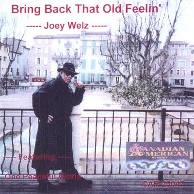 Bring Back That Old Feelin' - Joey Welz