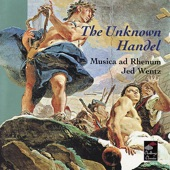Sinfonia in B-Flat Major for 2 Traversi, 2 Violins & Continuo, HWV 339: III. Allegro artwork