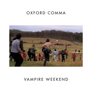 Oxford Comma - Single