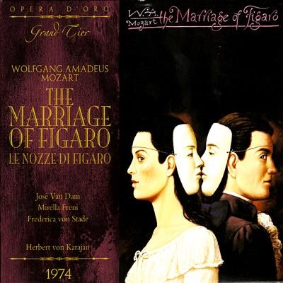 Mozart: The Marriage of Figaro - Frederica Von Stade