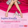 Sophie Kinsella - Die Heiratsschwindlerin artwork