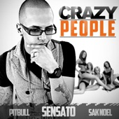 Crazy People (DJ Buddha Version) - Single