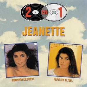 Jeanette - 2 en 1: Corazón de Poeta y Ojos en el Sol