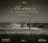 Iv. Allegro - Ensemble Gli Incogniti, Amandine Beyer