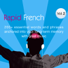 Earworms Learning - Rapid French: Volume 2 (Original Staging Nonfiction)  artwork