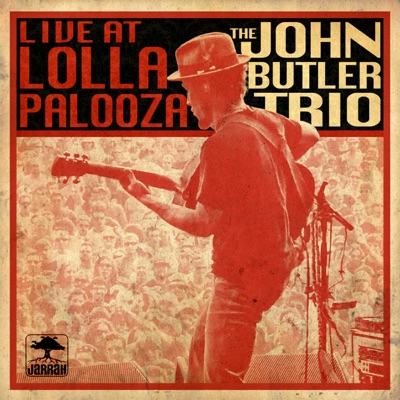 Live At Lollapalloza - John Butler Trio