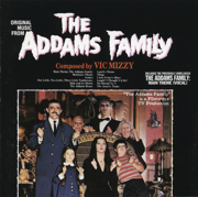 The Addams Family - Main Theme (Vocal) - Vic Mizzy - Vic Mizzy