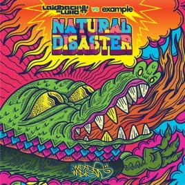 Laidback luke vs example natural disaster [vinyl] walmart. Com.