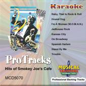 On Broadway (Karaoke Version Instrumental Only)