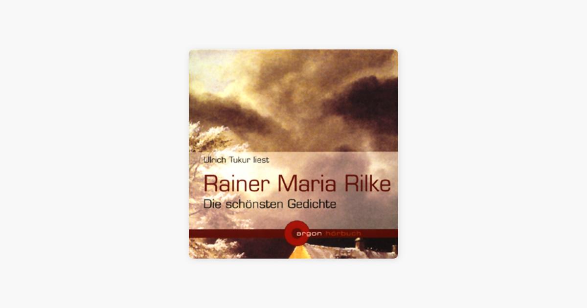 Rainer Maria Rilke Die Schönsten Gedichte