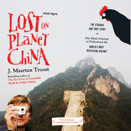 Lost on Planet China (Unabridged) audiobook